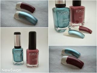 nail lacquer 317 & Mirror nail lacquer 625