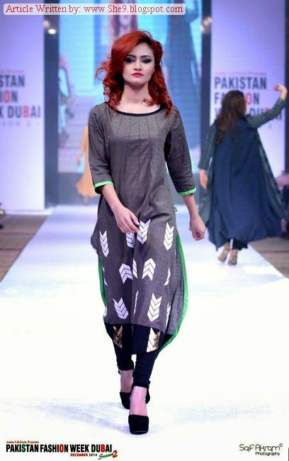 Pakistan Fashion Week Dubai-2014