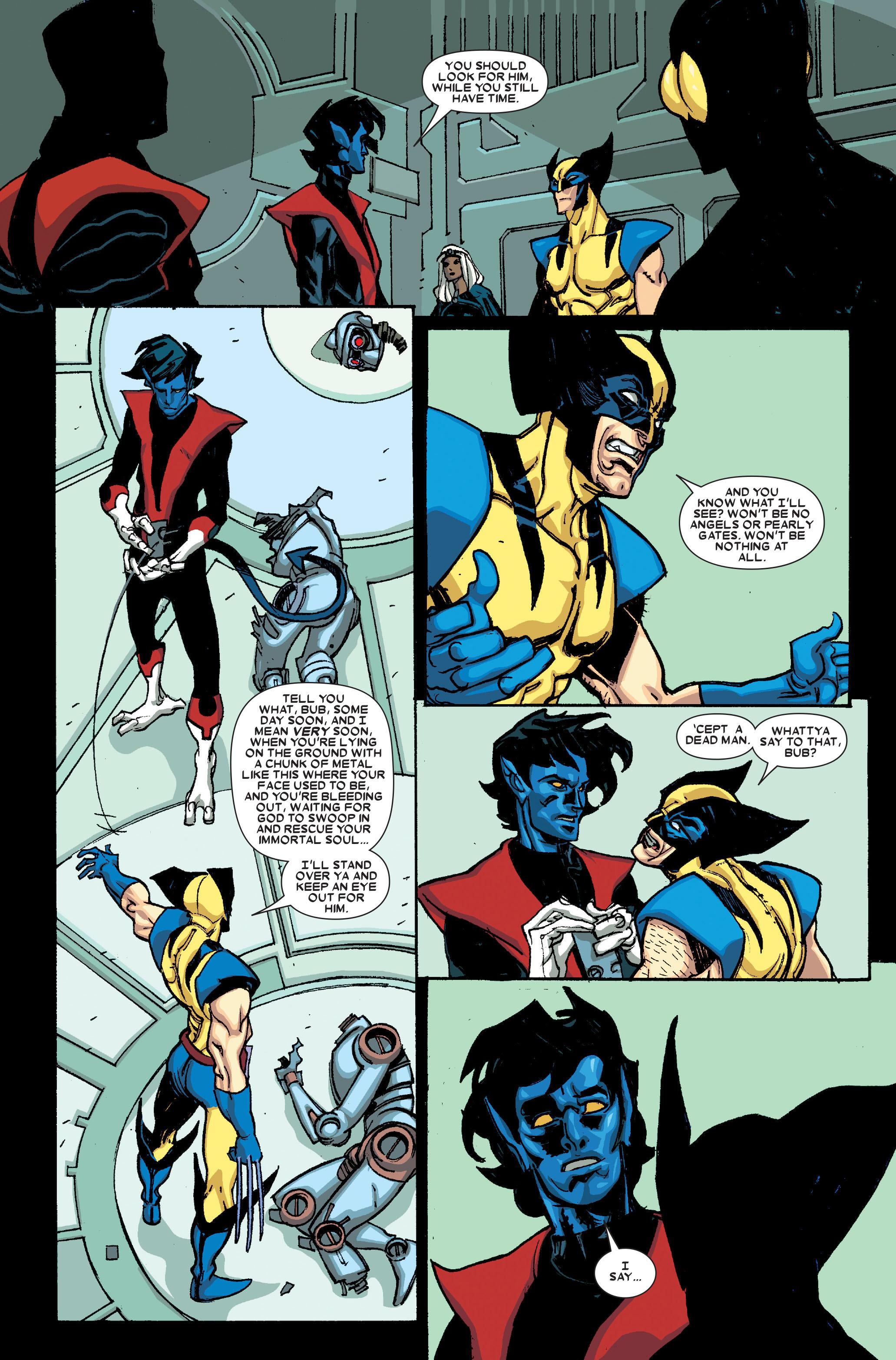 Wolverine: Weapon X #16 #16 - English 8
