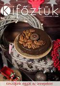 Kifőztük: ingyenesen letölthető receptmagazin