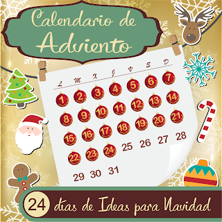 calendario de adviento bloguero