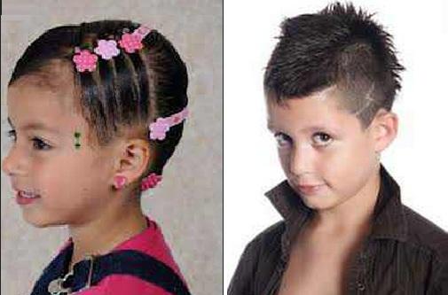 Peinados de moda para niños pura diversión! - peinados de moda para niños