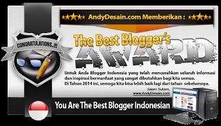 Andy Desain Award