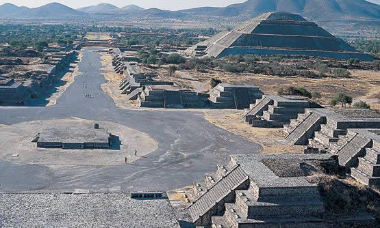 La cultura azteca siguenos en mparalelos for Las construcciones de los mayas
