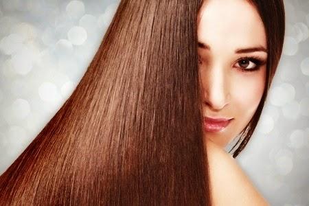 cara meluruskan rambut secara alami cepat permanen