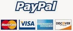 Pay for your order through PayPal