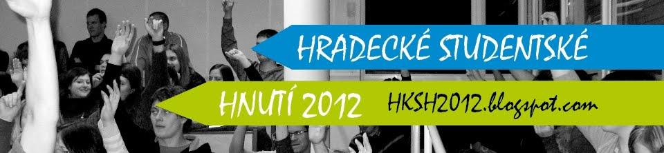 Hradecké Studentské Hnutí 2012