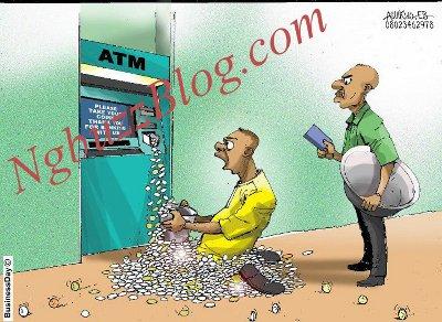 Central Bank of Nigeria Coin Dispensing Machine - Ngbuzzblog