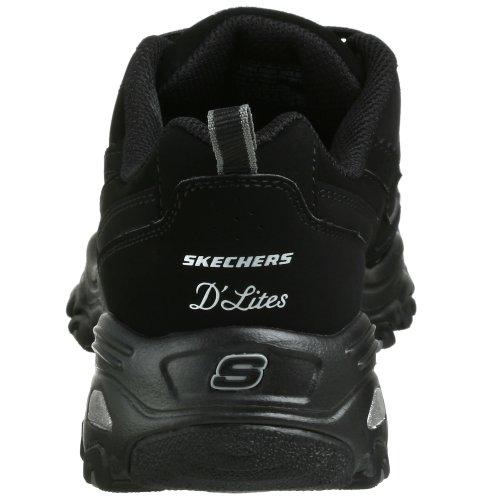 skechers women 39 s d 39 lites raptures sneaker black sneakers shoes sneakers shoes lovers. Black Bedroom Furniture Sets. Home Design Ideas