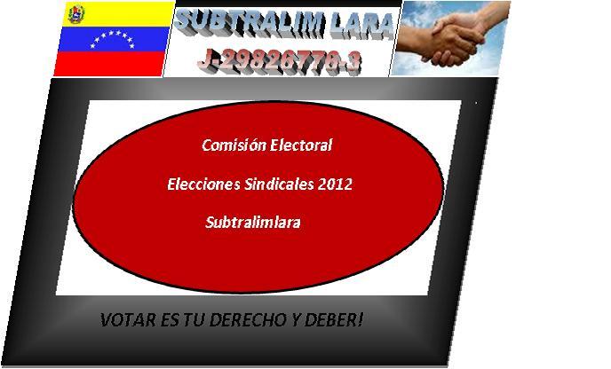 Comision Electoral 2012