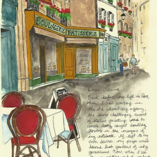 french village diaries Paris Letters Janice Macleod christmas gifts francelovers