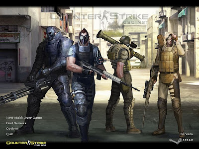Download Game Counter Strike CSO - NST Mediafire img