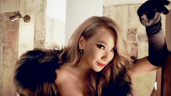 2NE1 Crush CL
