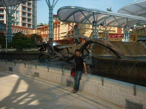 Sentosa Park-Singapore