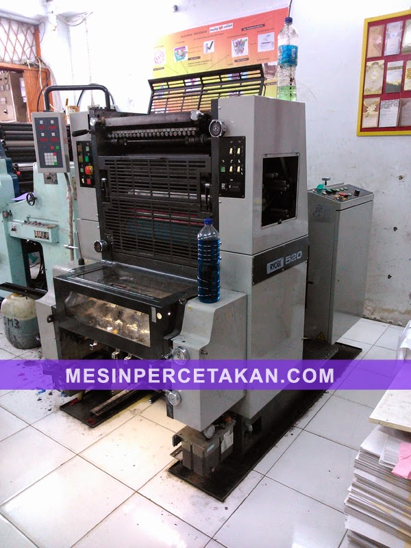Ryobi 520 | Single Color Offset Indonesia