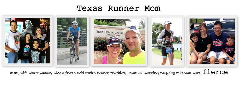 TX Runner Mom