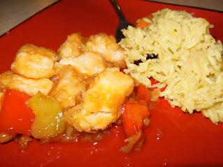 Baked Chicken, Sweet and Sour, Six Sisters Recipe