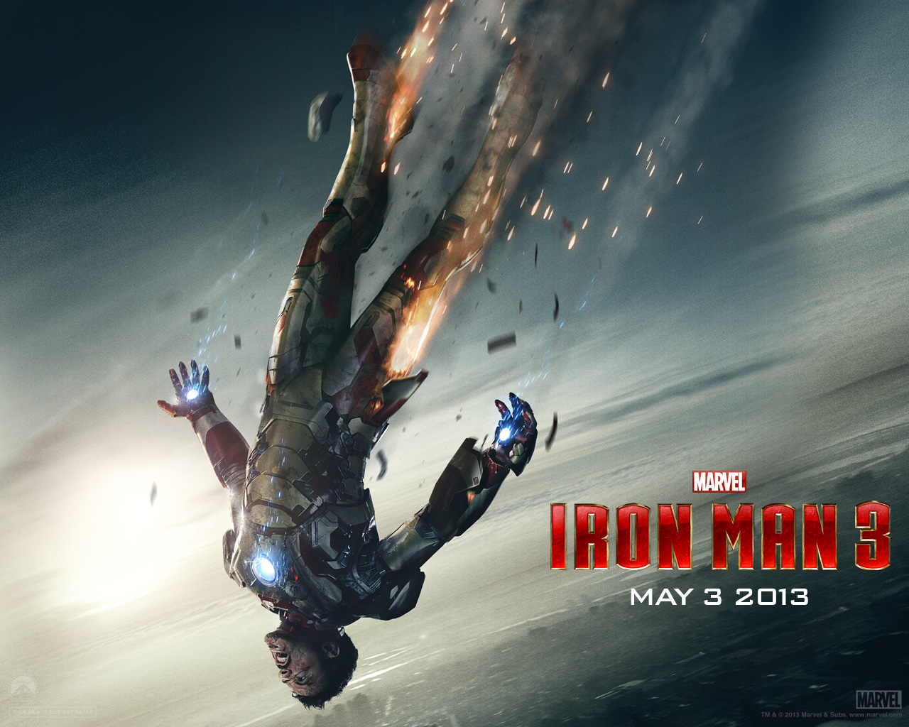 Iron Man 3 wallpaper 1280x1024 005