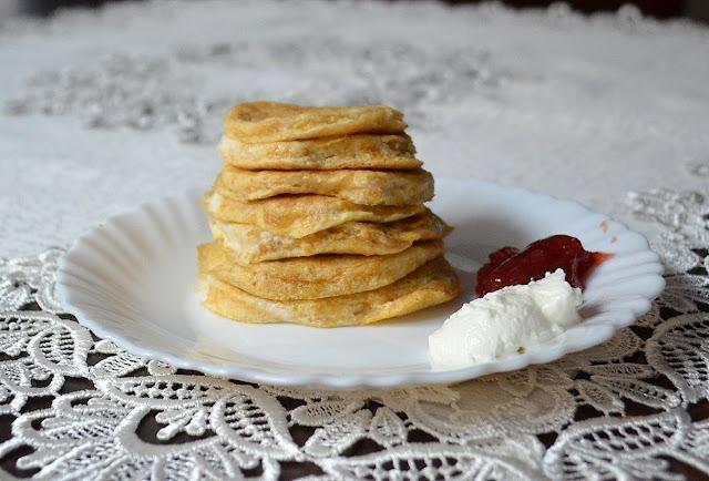 dietetyczne placuszki tahini