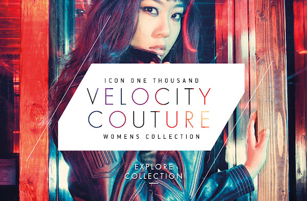 ICON 1000 Fairlady Jacket