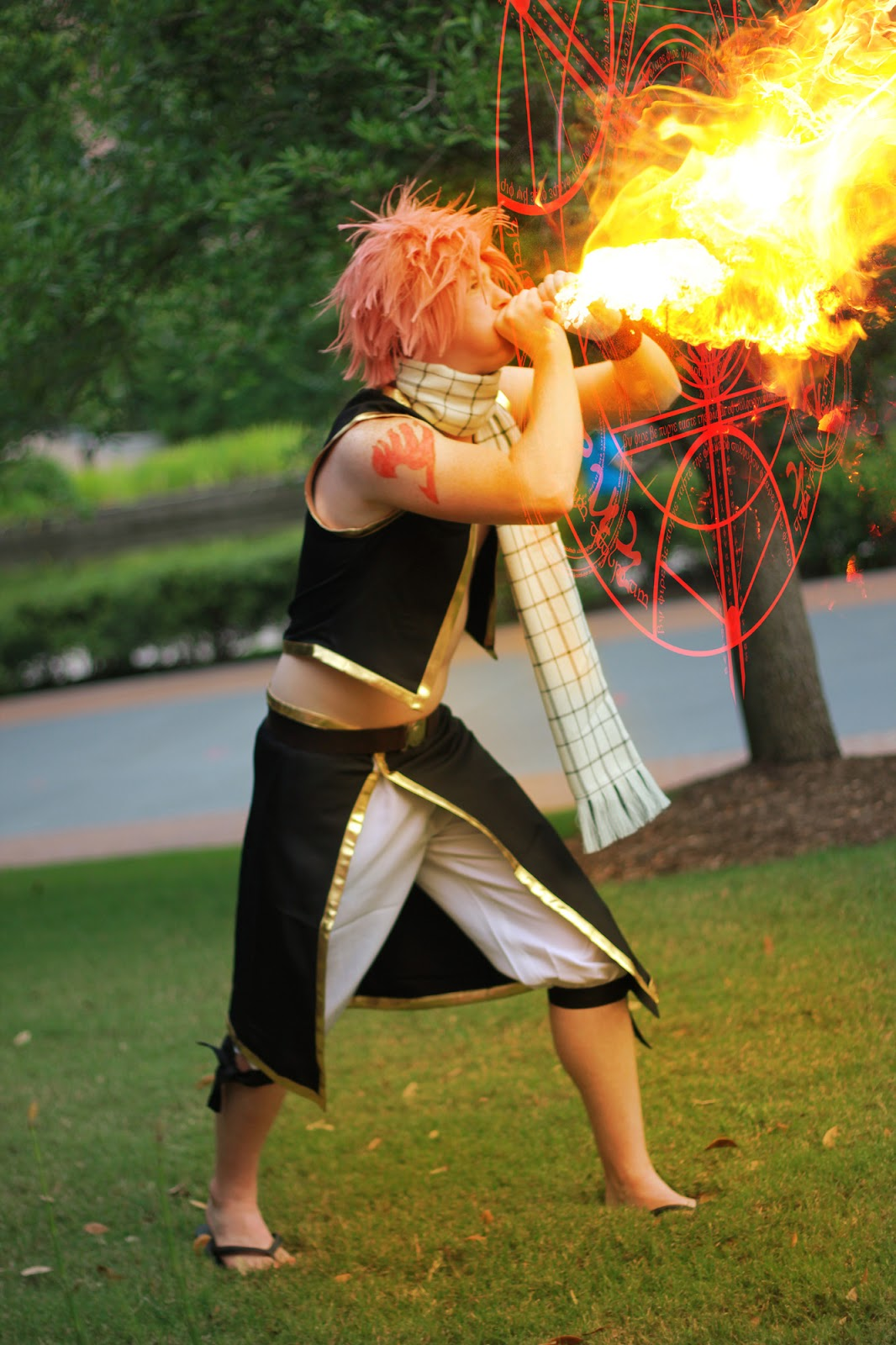 Fairy Tail-CosplayFairy Tail Cosplay