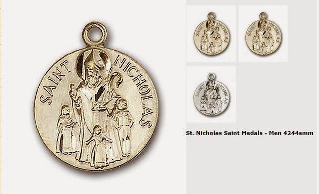 St Nicholas Patron Saints