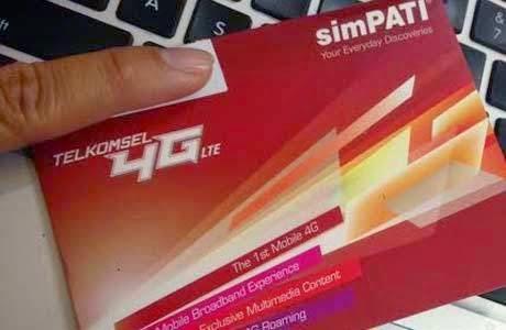 Paket Perdana 4G LTE