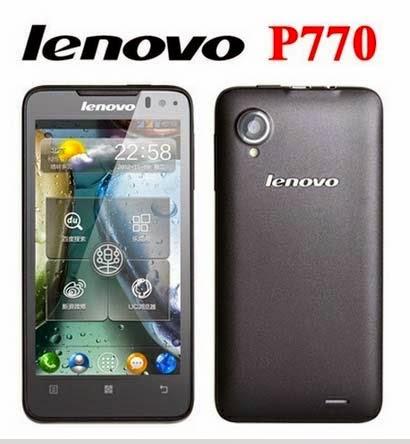 hp Lenovo P770
