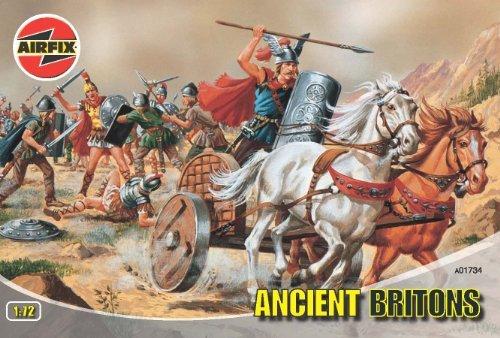 Airfix ANCIENT BRITONS (Hat) 1/72 miniatures figures Celts gauls ...