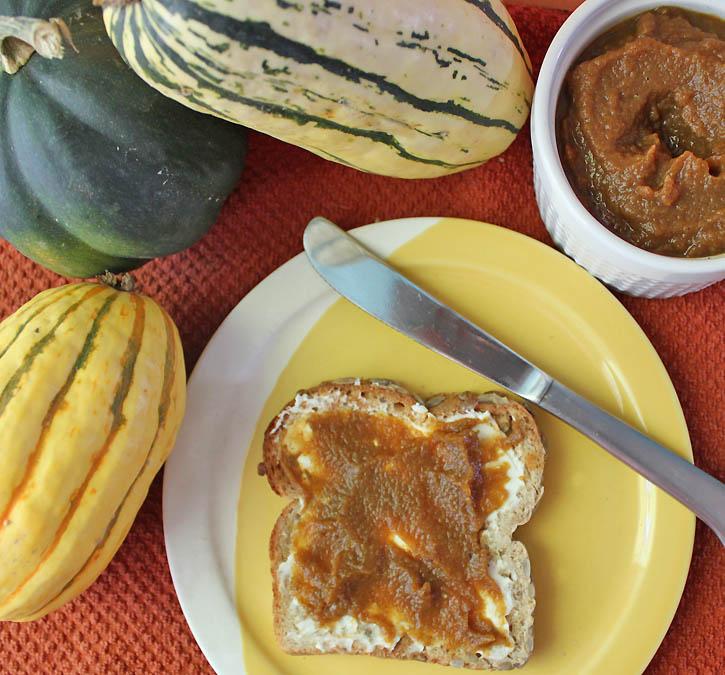 Pumpkin butter recipe [just like Trader Joe's!]