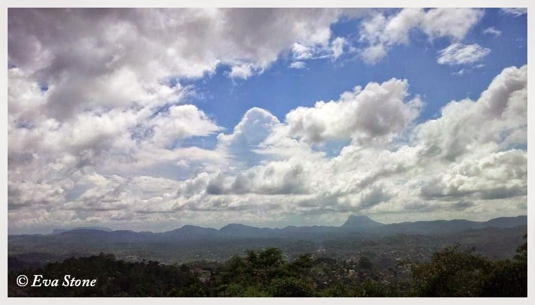 Eva Stone photo, Knuckles, Mountain Range, Sri Lanka