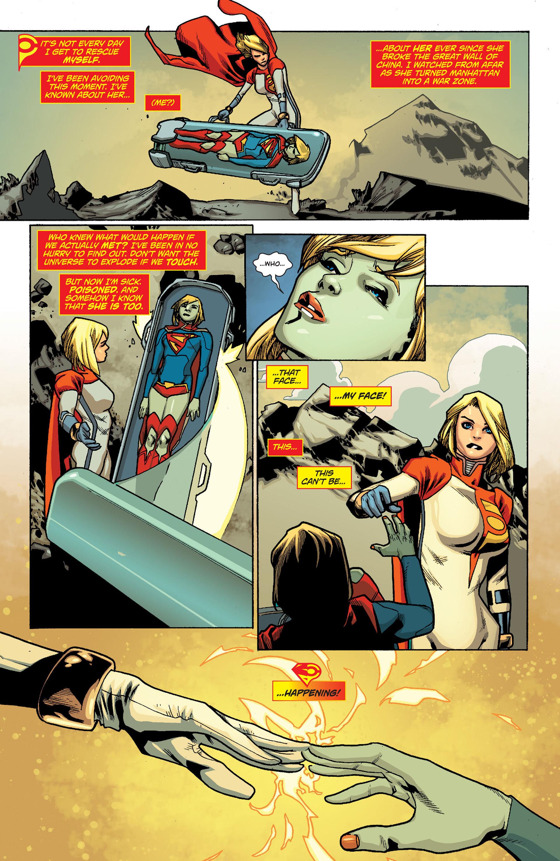 Supergirl (2011) Issue #19 #21 - English 7