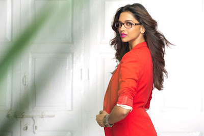 Deepika Padukone in nescafe