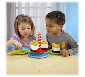 Fisher Price Servin Surprises Birthday Set at Rs.494 on Firstcry