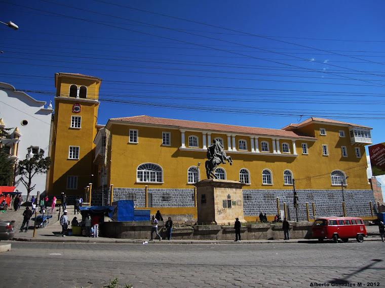 Vista panorámica - Fotografias ciudad Potosí