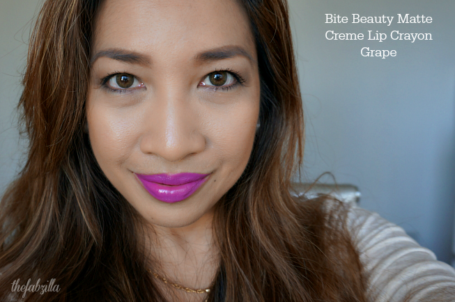 Top 5 Violet Lipsticks, Purple Lipsticks, Gucci Lip Luxurious Tiger Lily, Dolce and Gabbana Lipstick Shine Violet, Giorgio Armani Rouge d'Armani Sheers Plum, Bite Beauty Luminous Lip Creme Violet, Bite Beauty Matte Grape, Bite Beauty High Intensity Violet, Review, Swatch, Rihanna Makeup