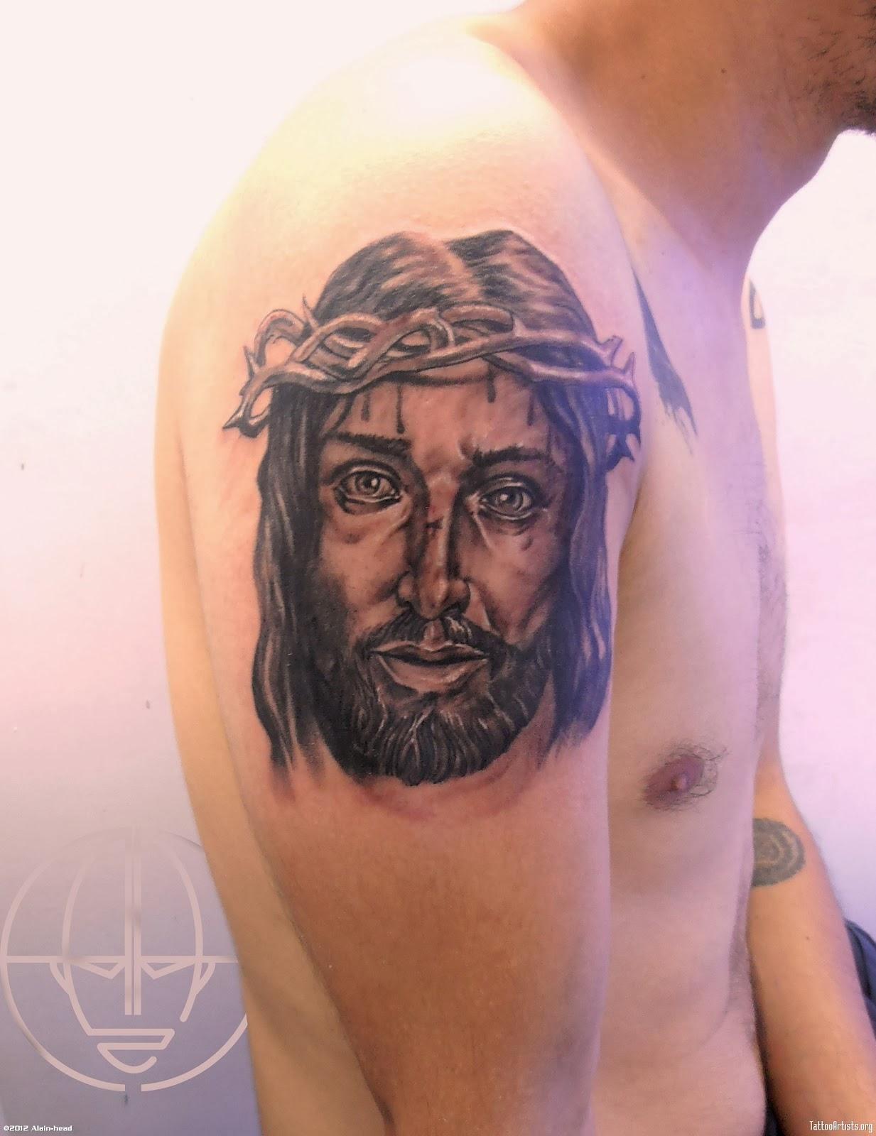 Иисус тату значение фото