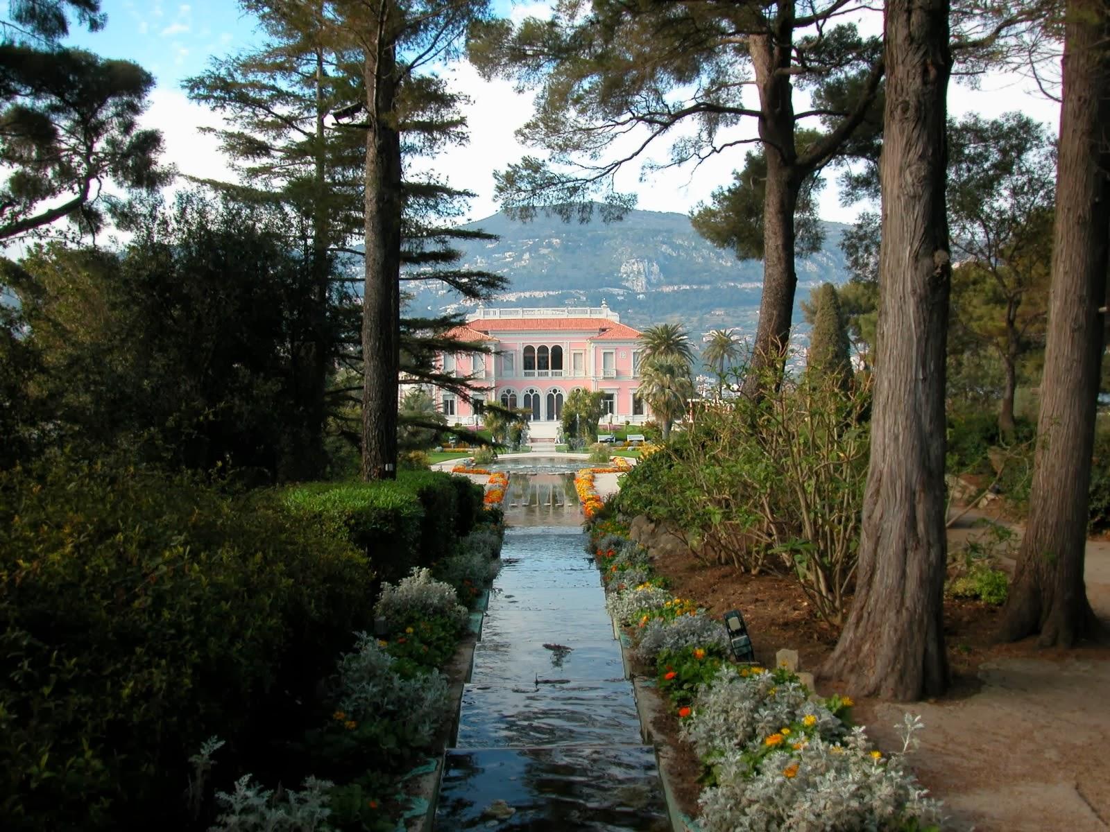 Ephrussi de Rothschild Villa, Saint-Jean-Cap-Ferrat