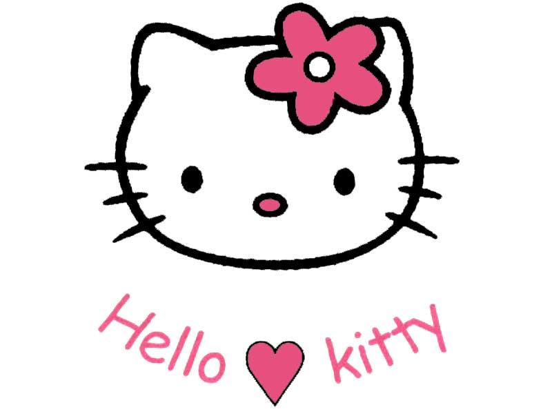 El rinconcito de Arhen *: Pinta y colorea a Hello Kitty!!!