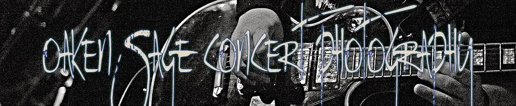 Oaken Sage Concert Photography