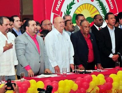 """El partido del """"Gallo Colorao"""" PRSC convoca miembros presidencial para este domingo"""