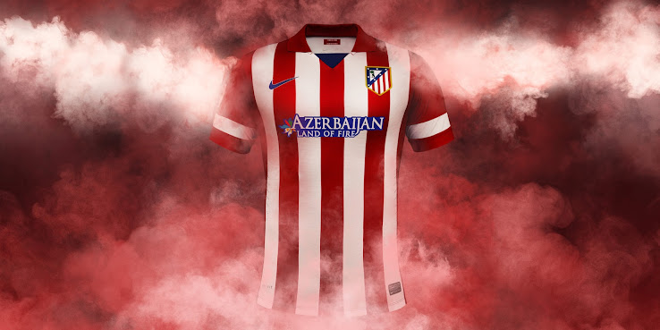 Atletico Madrid 13 14 2013 14 Home Away Kits Released Footy Headlines