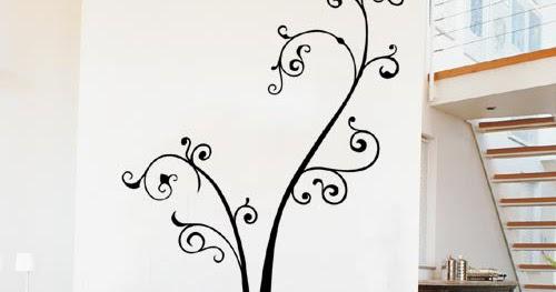 Casas cocinas mueble plantillas de decoracion de paredes - Dibujos para paredes infantiles ...