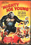 Mighty Joe Young starring Terry Moore and Ben Johnson
