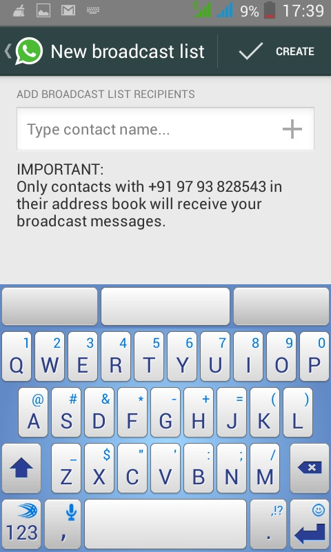 How To Broadcast Bcc A Whatsapp Message And What It Means
