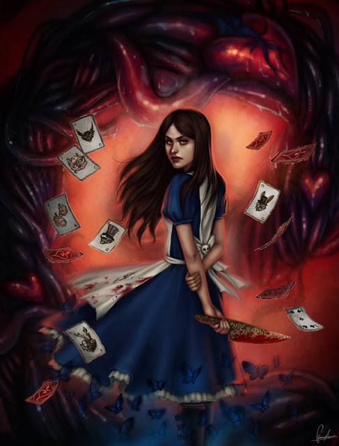 Alice Madness returns por fdasuarez