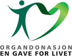 Jeg er donor, er du?