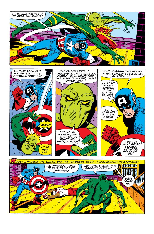 Captain America (1968) Issue #157 #71 - English 20