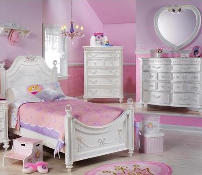 dormitorio para princesa