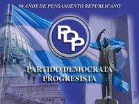 Sitio Oficial del Partido Demócrata Progresista